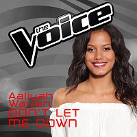 Aaliyah Warren – Don't Let Me Down [The Voice Australia 2016 Performance]
