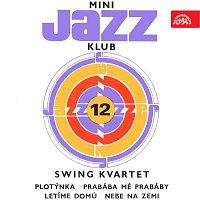 Swing kvartet Vladimíra Klusáka – Mini Jazz Klub 12