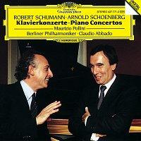 Maurizio Pollini, Berliner Philharmoniker, Claudio Abbado – Schumann: Piano Concerto Op.54 / Schoenberg: Piano Concerto Op.42