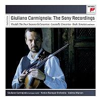 Přední strana obalu CD Giuliano Carmignola - The Complete Sony Recordings