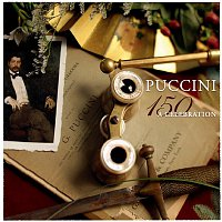 Přední strana obalu CD 150 Puccini - A Celebration of the Genius of Puccini