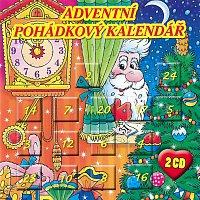 Přední strana obalu CD Adventní pohádkový kalendář 2