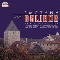 Orchestr Národního divadla v Praze, Jaroslav Krombholc – Smetana: Dalibor. Opera o 3 dějstvích