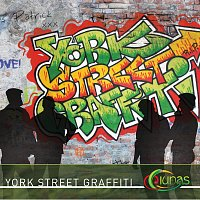 Ciúnas – York Street Graffiti