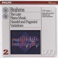 Stephen Kovacevich, Dinorah Varsi, Adam Harasiewicz – Brahms: The Late Piano Music [2 CDs]