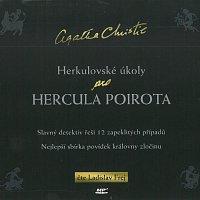 Ladislav Frej – Herkulovské úkoly pro Hercula Poirota (MP3-CD)