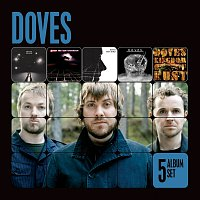 Doves – 5 Album Set [Lost Souls/The Last Broadcast/Lost Sides/Some Cities/Kingdom of Rust]