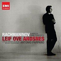 Leif Ove Andsnes – Rachmaninov: Complete Piano Concertos