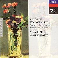 Přední strana obalu CD Chopin: Polonaises