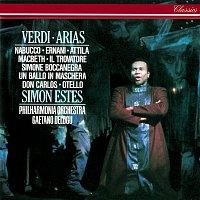 Simon Estes, Philharmonia Orchestra, Gaetano Delogu – Verdi: Arias