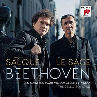 Francois Salque, Eric Le Sage, Ludwig van Beethoven – Beethoven: Sonates pour violoncelle et piano