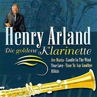 Přední strana obalu CD Die goldene Klarinette