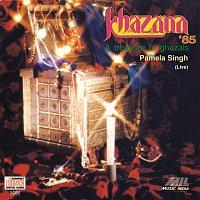 Přední strana obalu CD Khazana '85 ( Live )