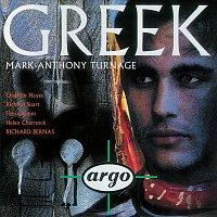 Přední strana obalu CD Turnage: Greek