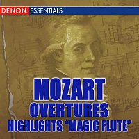 "Various – Mozart Opera Overtures & Variations from ""The Magic Flute"""
