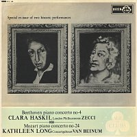 Clara Haskil, Kathleen Long – Mozart: Piano Concerto No. 24 / Beethoven: Piano Concerto No. 4 / Schumann: Waldszenen
