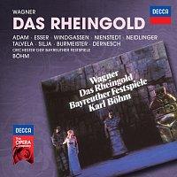 Theo Adam, Wolfgang Windgassen, Gustav Neidlinger, Martti Talvela, Hermin Esser – Wagner: Das Rheingold