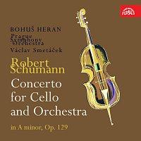Bohuš Heran, Symfonický orchestr hl. m. Prahy (FOK), Václav Smetáček – Schumann: Koncert a moll pro violoncello a orchestr