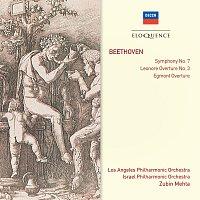"Los Angeles Philharmonic, Israel Philharmonic Orchestra, Zubin Mehta – Beethoven: Symphony No.7; Leonore No.3; ""Egmont"" Overture"