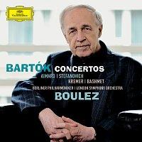 Pierre-Laurent Aimard, Tamara Stefanovich, Gidon Kremer, Yuri Bashmet – Bartok: Concertos
