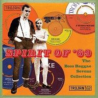Derrick Harriott – Spirit of '69 : The Boss Reggae Sevens Collection