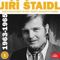 Jiří Štaidl, Různí interpreti – Nejvýznamnější textaři české populární hudby Jiří Štaidl 1 (1963 - 1965)