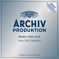 Walter Gerwig – Music For Lute