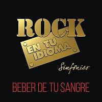 Přední strana obalu CD Beber de Tu Sangre