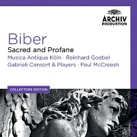 Musica Antiqua Koln, Reinhard Goebel, Gabrieli Consort & Players, Paul McCreesh – Biber: Sacred And Profane