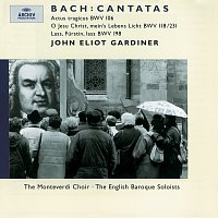 Nancy Argenta, Michael Chance, Anthony Rolfe Johnson, Stephen Varcoe – Bach, J.S.: Cantatas BWV 106, 118 & 198
