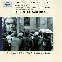 Nancy Argenta, Michael Chance, Anthony Rolfe Johnson, Stephen Varcoe – Bach, J.S.: Cantatas BWV 106, 118 & 198