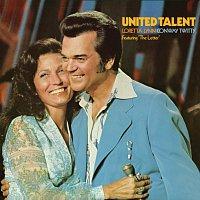 Přední strana obalu CD United Talent