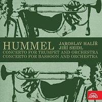 Jaroslav Halíř, Jiří Seidl – Hummel: Koncert pro trubku a orchestr, Koncert pro fagot a orchestr