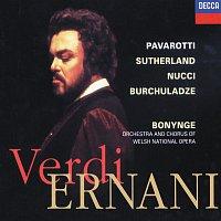 Přední strana obalu CD Verdi: Ernani [2 CDs]