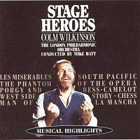 Colm Wilkinson – Stage Heroes