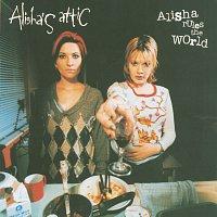 Přední strana obalu CD Alisha Rules The World