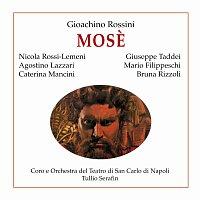 Tullio Serafin, Nicola Rossi-Lemeni, Giuseppe Taddei, Agostino Lazzari – Paperback Opera - Mose   GA 1956