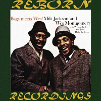 Milt Jackson, Wes Montgomery – Bags Meets Wes, The Complete Sessions (HD Remastered)