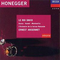 Přední strana obalu CD Honegger: Le Roi David