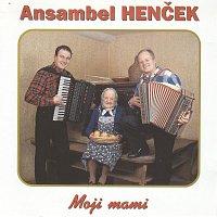 Přední strana obalu CD Moji mami