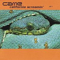 Přední strana obalu CD California Screamin