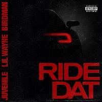Přední strana obalu CD Ride Dat