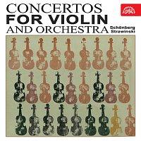 Hyman Bress, Symfonický orchestr hl. m. Prahy FOK/Jindřich Rohan – Schönberg & Stravinskij: Moderní houslové koncerty
