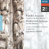 Choir Of St. John's College, Cambridge, George Guest – Fauré: Requiem/Duruflé: Requiem/Poulenc: Motets