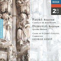 Choir Of St. John's College, Cambridge, George Guest – Fauré: Requiem/Duruflé: Requiem/Poulenc: Motets