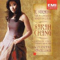 Sarah Chang, Wolfgang Sawallisch, Symphonieorchester des Bayerischen Rundfunks – Strauss: Violin Concerto