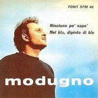 Domenico Modugno – Nel blu dipinto di blu (Volare) / Nisciuno po sapé [Digital 45]