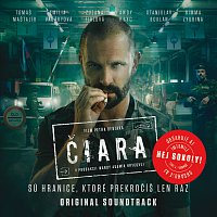 Přední strana obalu CD Čiara [Original Motion Picture Soundtrack]