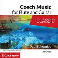 Anna Cuchal, Pavel Cuchal – Czech Music for Flute and Guitar: Duo Bohemico
