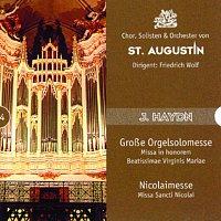 Chor und Orchester von St. Augustin – Grosze Orgelsolomesse - Nicolaimesse